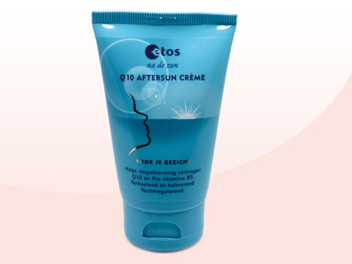 Aftersun Q10 Crema aftersun para la cara con Vitamina Q10