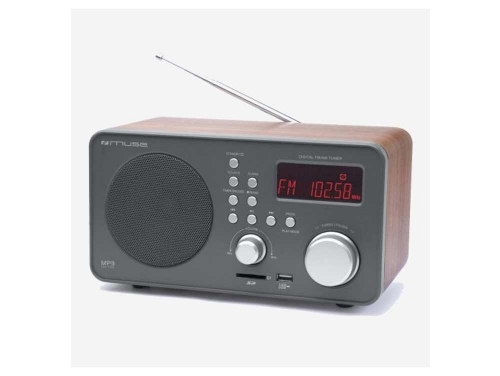 mp3 con radio digital: