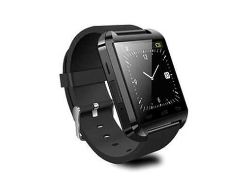 H165 BLACK Smart Watch Bluetooth  Watchinternational en color negro