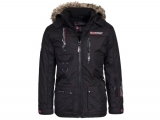 Cazadora de invierno Geographical Norway Avoriaz color negro talla M  EAN 0791954220513