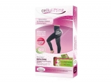 Leggins largos de color negro Cellulifting talla L/XL