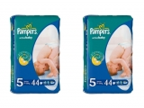 Pañales Pampers ActiveBaby Junior Talla 5 de 11 a 25 Kg