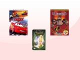 Pack Disney Los Increibles + Campanilla + Cars  EAN 8717418034221