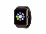 SMARTWATCH 2.0 MP3 Y RADIO FM  Q237 BLACK GT08