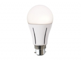 Bombilla LED, 12 W, temperatura de color 2700 k, casquillo B22D, color blanco  EAN 7391482358639