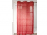 cORTINAS 140 X 240 CM COLOR ROJO  EAN 3418170336176