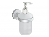 Dispensador de jabón aluminio de pared  EAN 3700703955740